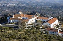 Convent of Senhora da Estrela Royalty Free Stock Image