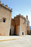 Convent in Simat de Valldigna,Valencia,Spain Royalty Free Stock Photo