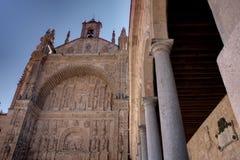Convent of St. Esteban. Royalty Free Stock Photo
