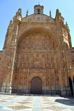 Convent of St. Stephen, Salamanca Royalty Free Stock Images