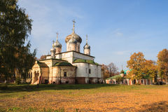 Convent of St. Theodore in the town of Pereslavl-Zalessky Stock Photography