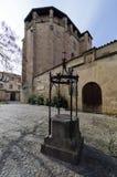 Convent of St. Ursula. Salamanca Royalty Free Stock Photo