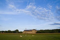Convent at Steyl, The Netherlands Royalty Free Stock Photography