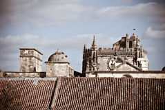 Convent of Tomar Stock Photos
