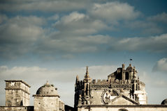 Convent of Tomar in Portugal Royalty Free Stock Image