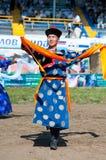 Convention 4 de Mongolians du monde Image libre de droits