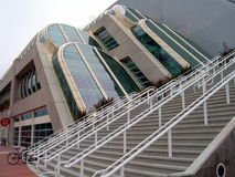 Convention Center zdjęcie stock