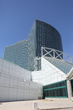 The Convention Center in Downtown Los Angeles Stock Photos