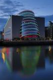 Convention Center - Dublin - Ireland royalty free stock photos