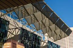 Convention Center exterior en Phoenix, AZ Imagen de archivo