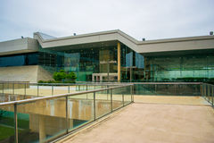 Convention Center im inneren Hafen in Baltimore, Maryland stockfotografie