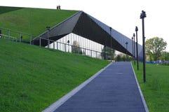 Convention Center internacional en Katowice Imagen de archivo libre de regalías