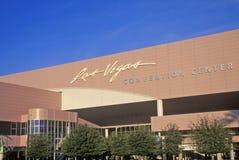 Convention Center, Las Vegas, NV Stock Photo