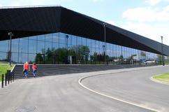 Convention center ni Katowice (Poland) Stock Images