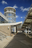Convention center in Salt Lake City, Utah Stock Photo