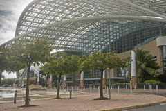 Convention center, San Juan, Puerto Rico Royalty Free Stock Photo