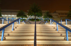 Convention Center Steps Stock Image