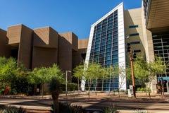 Convention Center yttersida i Phoenix, AZ Royaltyfri Bild