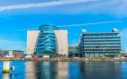 Convention Centre-2 de Dublin-Le photo libre de droits