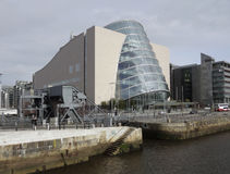 Convention Centre Dublin Royalty Free Stock Images
