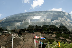 Convention Centre - Ottawa - Canada Stock Photography