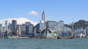 Convention de Hong Kong et centre d'exposition photographie stock libre de droits