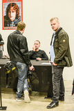 Convention de la science fiction à Gothenburg 2017 Image stock