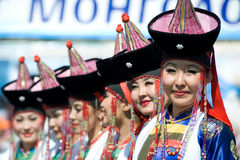 Convention de Mongolians du monde Photo stock