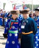Convention de Mongolians du monde Photo stock