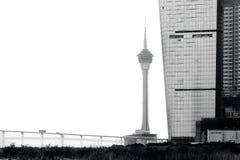 Convention de tour de Macao et centre de divertissement Photo libre de droits