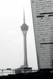 Convention de tour de Macao et centre de divertissement Photos stock
