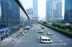 Convention and exhibition center Stock Photography