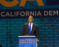 2019 convention nationale Democratic, San Francisco, la Californie images stock