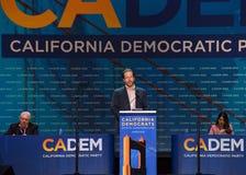 2019 convention nationale Democratic, San Francisco, la Californie photographie stock libre de droits