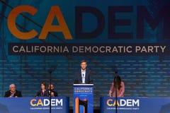 2019 convention nationale Democratic, San Francisco, la Californie photographie stock