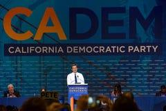 2019 convention nationale Democratic, San Francisco, la Californie photo libre de droits
