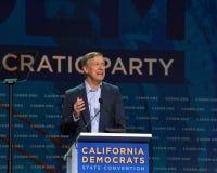2019 convention nationale Democratic, San Francisco, la Californie image stock
