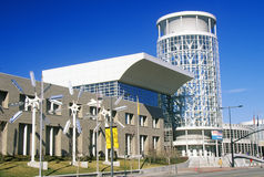 Convention and Visitors Bureau Convention Center, Salt Lake City, UT Stock Photography