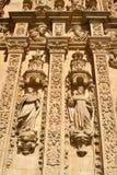 Convento av San Esteban - Salamanca Arkivbild