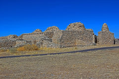 Convento and church ruin Stock Images