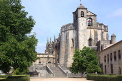 convento cristo de zdjęcie stock