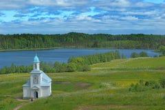 Convento da intercessão de Tervenichesky Imagens de Stock