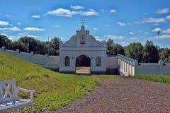 Convento da intercessão de Tervenichesky Imagem de Stock Royalty Free