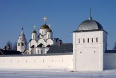 Convento da intercessão em Suzdal Foto de Stock