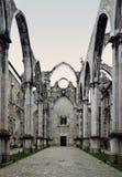 Convento da Ordem robi Carmo Obrazy Royalty Free