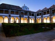 Convento da Senhora da Assuncao. Faro. Algarve, Portugal. Royalty Free Stock Photo