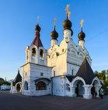 Convento da trindade santamente, anel dourado de Rússia, Murom Imagem de Stock Royalty Free