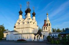 Convento da trindade santamente, Murom Fotos de Stock