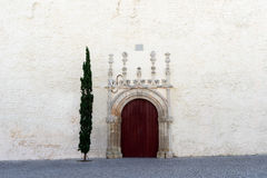 Convento das Bernardas Stock Image