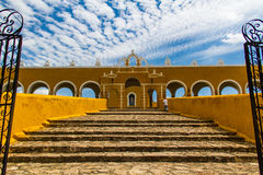 Convento de圣安东尼奥de帕多瓦 免版税库存图片